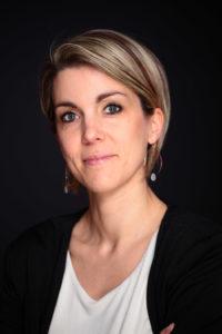 Aurélie Maras, coach à Saint-Etienne