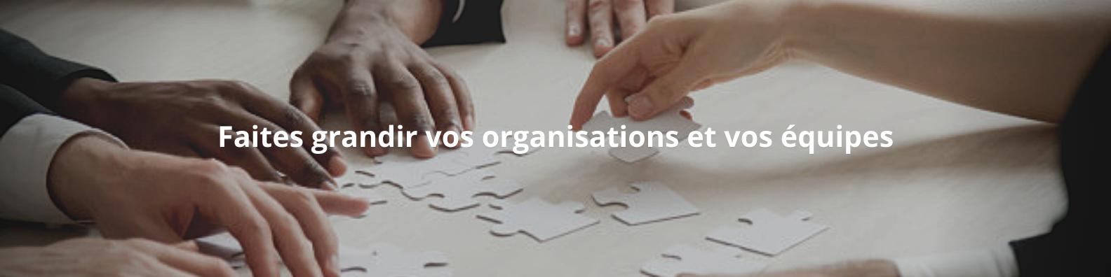 Coaching d'organisations en Auvergne Rhône Alpes